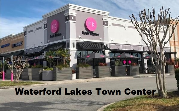 Slapfish Restaurant Opening Soon At Waterford Lakes Town Center In